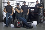 On the HISTORY series Counting Cars, Danny and his team restore, customize and sell cars in a hurry, scrambling to keep their Las Vegas shop in the black.