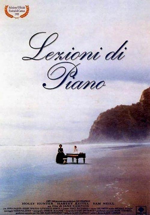 Lezioni di piano Australia, Francia, Nuova Zelanda 1993 **** (Drammatico)