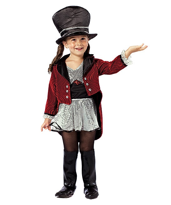 Circus Cute Clothes For Little Girls Pinterest Ringmaster Costume And Circus Party