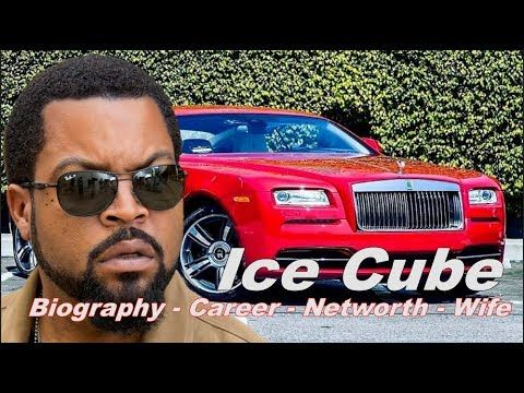 ICE CUBE biography -  Career -  Networth - Wife | Biography of famous pe...