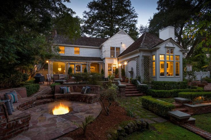 For sale: $3,895,000. Gorgeous Colonial Beautifully Situated on a +/-.33-Acre Lot in coveted lower South Hillsborough offering over 3,500s.f. of elegant living space. With rich hardwood floors throughout, this inviting home features 5 spacious bedrooms, 3.5 baths, a generously-sized living room with grand fireplace and lovely built-in bookcases, a superb formal dining room with French doors that lead to the enchanting rear grounds, and a chefs kitchen with breakfast nook and wet bar that...