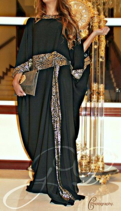 Middle Eastern Fashion!