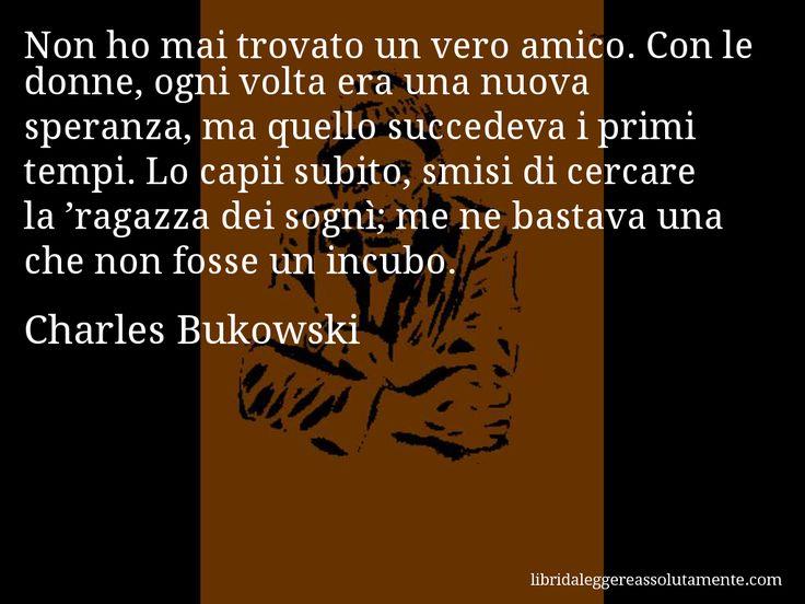 Cartolina con aforisma di Charles Bukowski (15)
