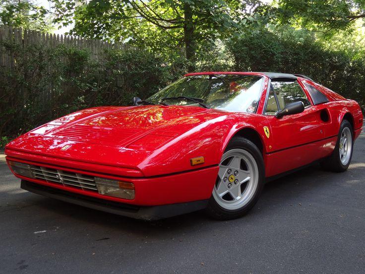 1986 Ferrari 328 GTS rosso corsa