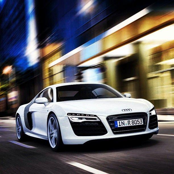 72 Best Images About Audi R8 On Pinterest