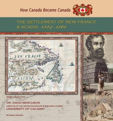 France in the new world -- First colonies of New France -- The province of Canada -- Acadia -- The royal province -- Wars and conflicts in New France.
