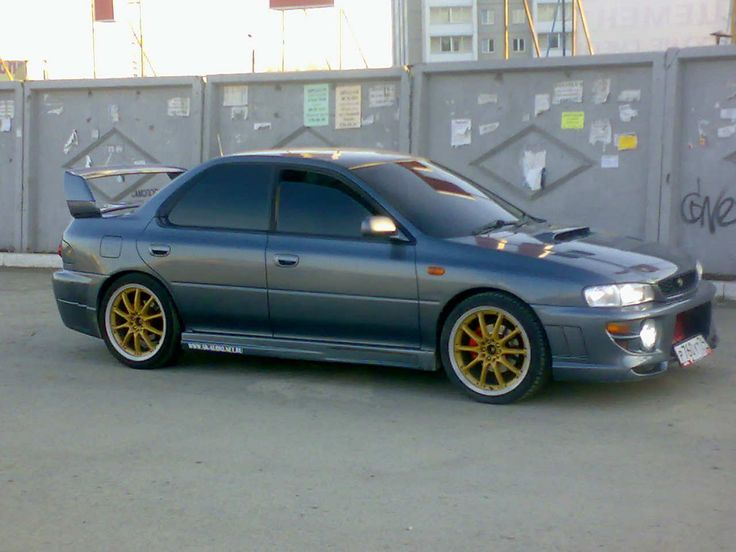 1999 subaru  | 1999 Subaru Impreza WRX For Sale