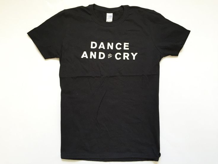 'Dance And Cry' T-shirt | Darkness Falls