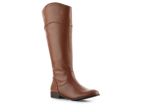Ciao Bella Tabby Wide Calf Riding Boot Casual Boots Boots Women's Shoes - DSW