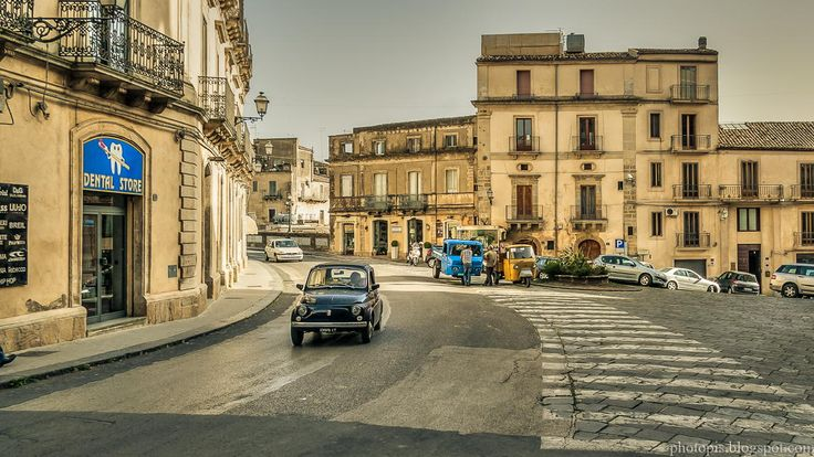 Caltagirone by Plamen Petrov on 500px