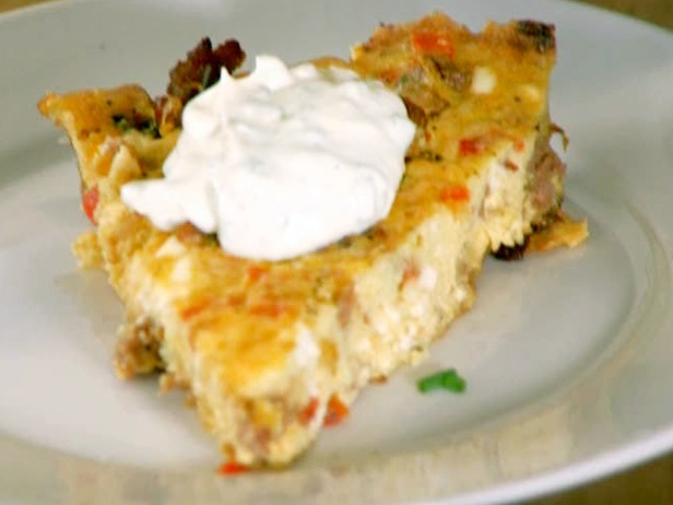 red pepper s roasted red pepper and italian sausage frittata recipes ...