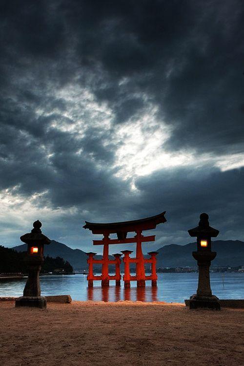 Itsukushima Shrine, Hatsukaichi