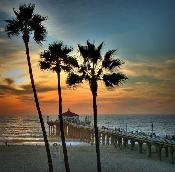 Hermosa Beach California the local favorite