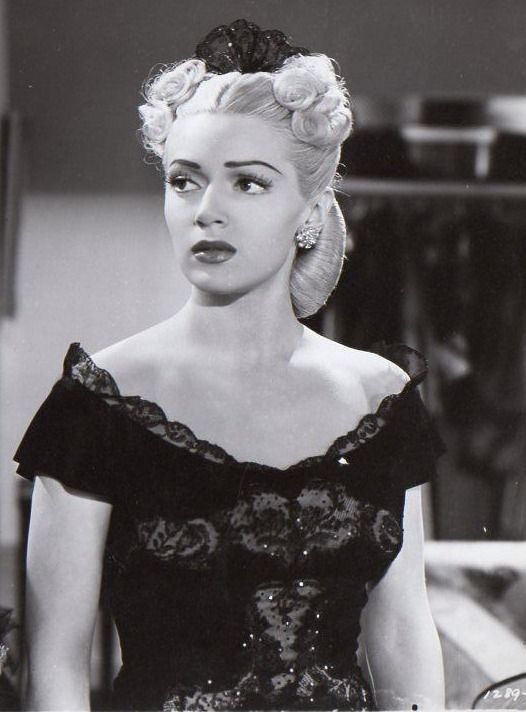Lana Turner in Marriage is a Private Affair, 1944