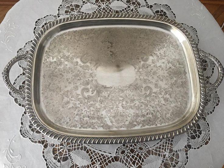 Leonard 100 lük gümüş tepsi . . . #cremesisters #gümüş #silver #antika #cameo #koleksiyon #leonardo #collection #antique #sale #mobilya #dekorasyon #deko #dekor #eski #vintage #art #sanat #herend #dresden #meissen #limoges http://turkrazzi.com/ipost/1524833401911598361/?code=BUpS-Zul10Z