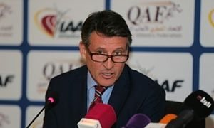 Sebastian Coe denies he warned UKA of 2017 world championship bribes • IAAF president said to have passed on rumours of 'brown envelopes' • Doha was London's main bidding rival for the showpiece event