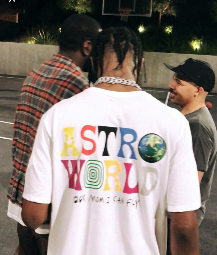 d23e81d254663 TRAVIS SCOTT ASTROWORLD T-SHIRT white tour concert merch off hip hop…@ebay  @pinterest #fashion #designer #men #designers #beauty #clothes