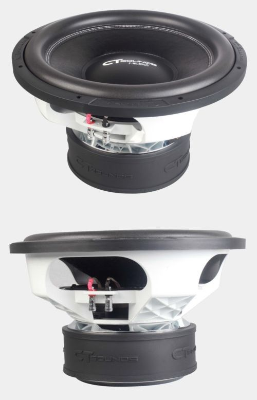 Car Subwoofers: Open Box: Ct Sounds Meso V2.0 15 D1 1500 Watt Rms 15 Dual 1 Ohm Car Subwoofer -> BUY IT NOW ONLY: $219.99 on eBay!