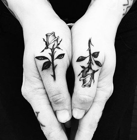 Rose Tattoos are the popular choice among women and men. Rose tattoos designs comes into different variety of colors and styles