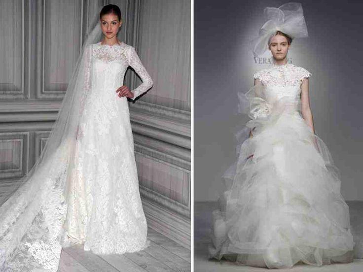 22 best trumpet wedding dresses images on pinterest for Vera wang trumpet wedding dresses