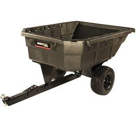 Ohio Steel 12.5 Cubic Foot Poly Dump Cart w/ Swivel Dump - Model: 4048P-SD