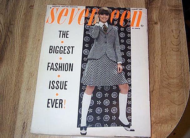 The Biggest Fashion Magazines