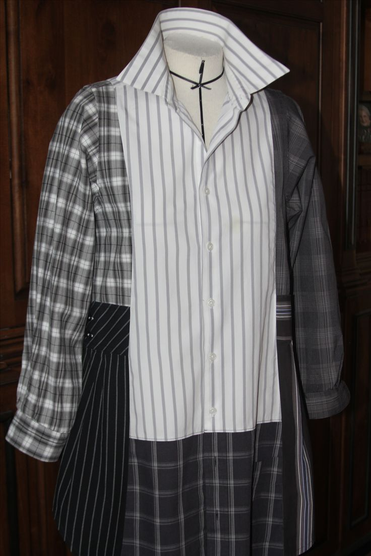 Recycled Men's Dress Shirt