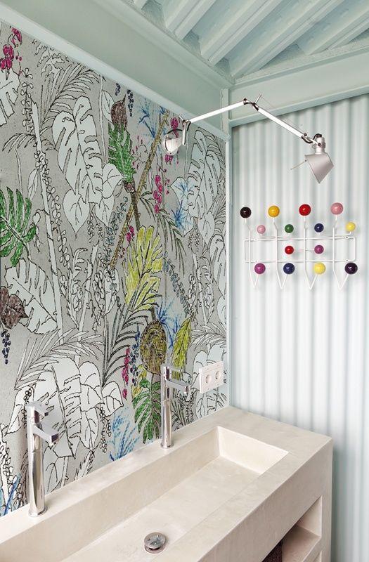 Papier peint Color Chain - Wall & Deco