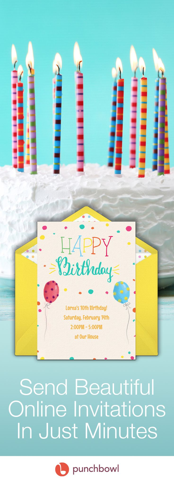 Send Online Invitations Make A Greeting Card To Print