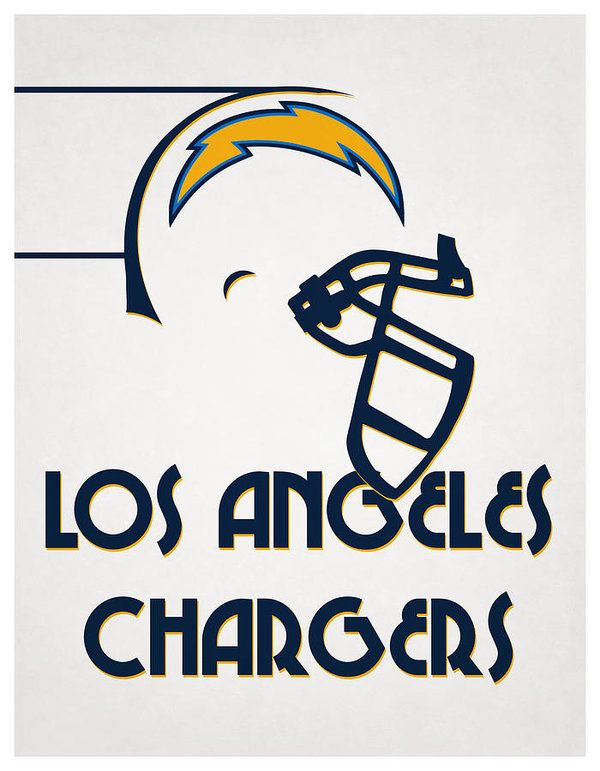 Los Angeles Chargers Team Vintage Art Art Print By Joe Hamilton In 2020 Los Angeles Chargers Chargers Football San Diego Chargers Wallpaper