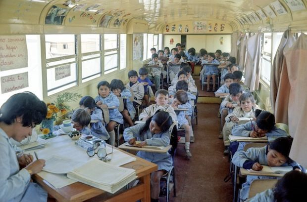 Santiago, Chile | Classrooms of the World | Pinterest ...