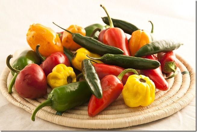 Trini Hot Peppers
