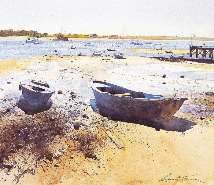 Художник Richard Thorn / Ричард Торн (England, 1952)