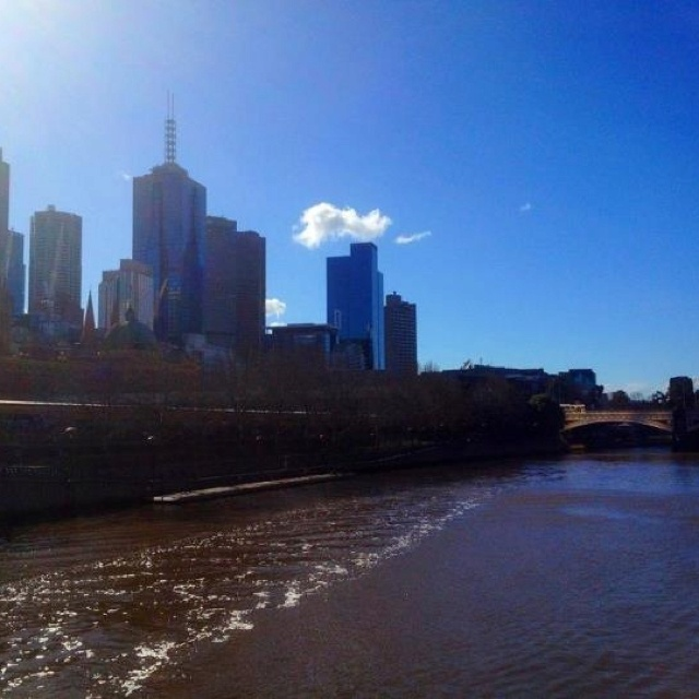 Melbourne - my home town