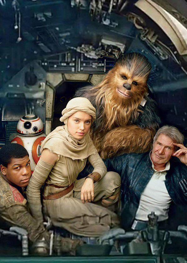 Star Wars: Episode VII — The Force Awakens