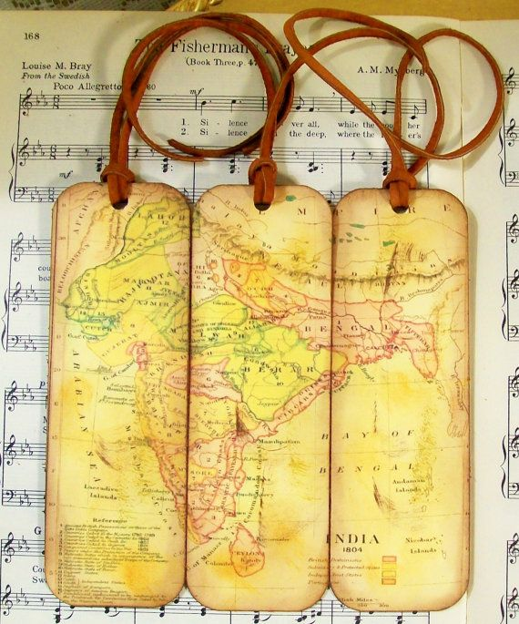 72 best prayer notes on etsy mapsp giftsfts for him india bookmarks historical india map bookmarks gifts for men set of 3 india old world map bookmarks gifts for him map lovers gumiabroncs Gallery