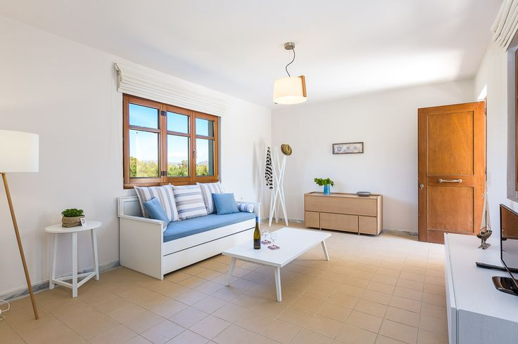 Residence 'Ampelos' - Living Room