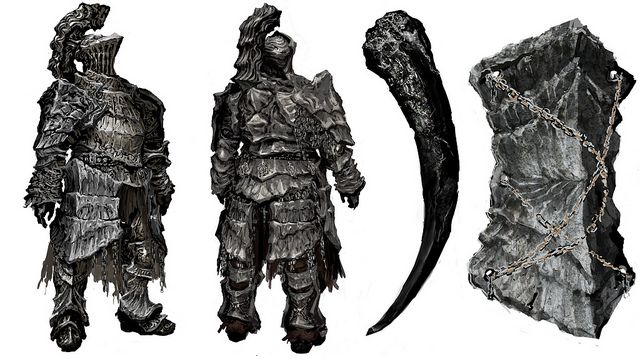 Dark Souls for PS3: Havel's Armor by PlayStation.Blog, via Flickr