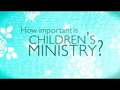 Children's Ministry - YouTube
