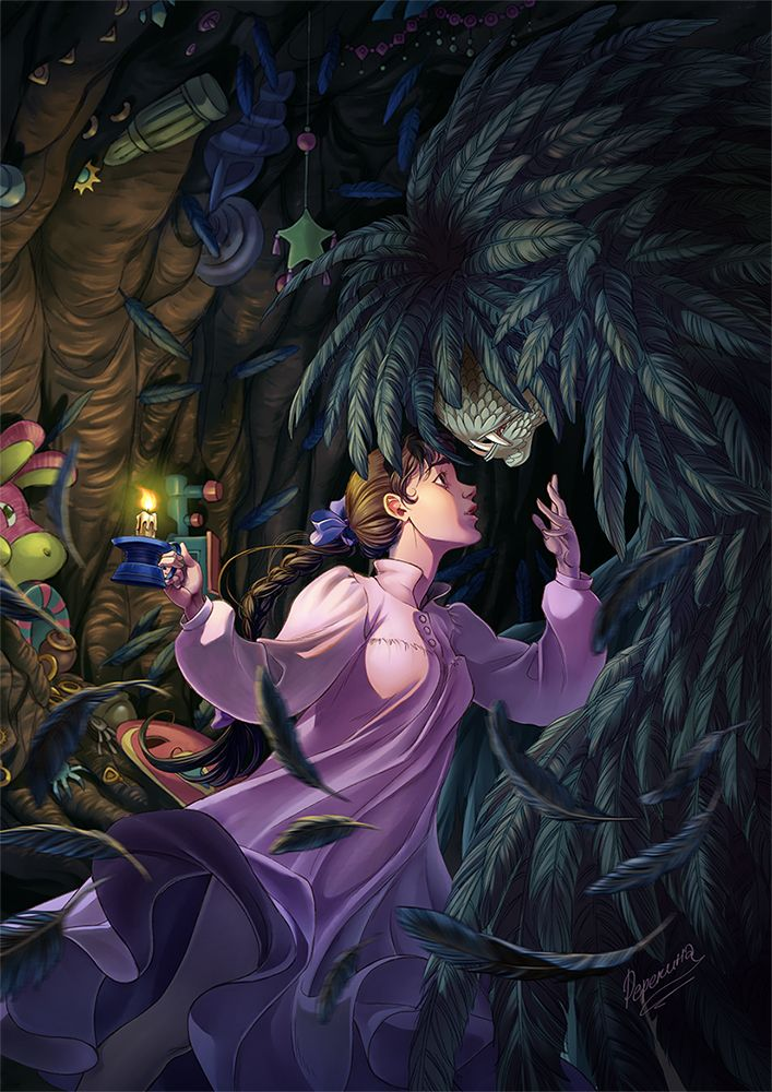 Sophie and Howl by rerekina.deviantart.com on @DeviantArt ...