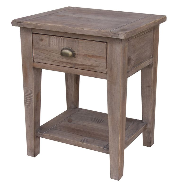 Sundried Small End Table | Irish Coast Sundried | Collections | LH Imports  · Small End TablesCoastal StyleReclaimed ...