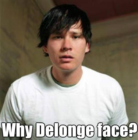 Tom Delonge. Childhood love. <3:)