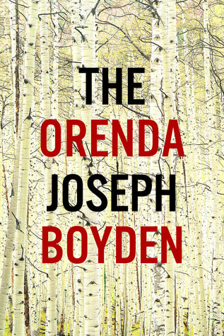 The Orenda, by Joseph Boyden - fantastic read! Beautifully written. This book will haunt me for a long time. Read October 2013.