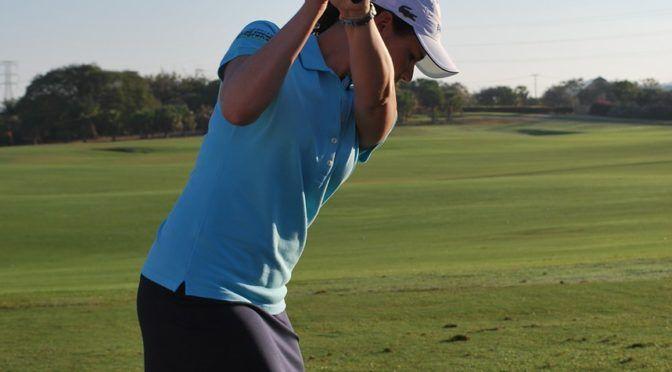 golf basics head down