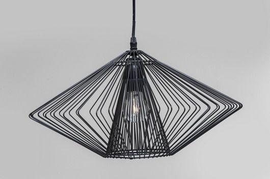 Lampa wisząca Modo Wire Round (36758)