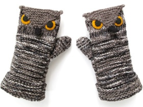 owl gloves
