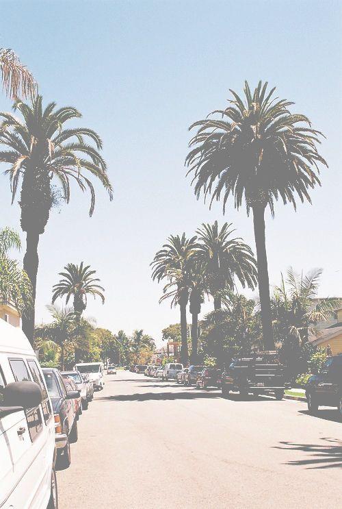 Los Angeles, California -- Gotta love California!