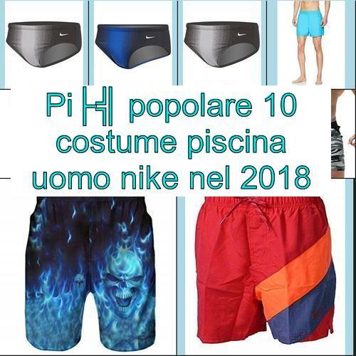 La top 10 costume piscina uomo nike nel 2018   Nike