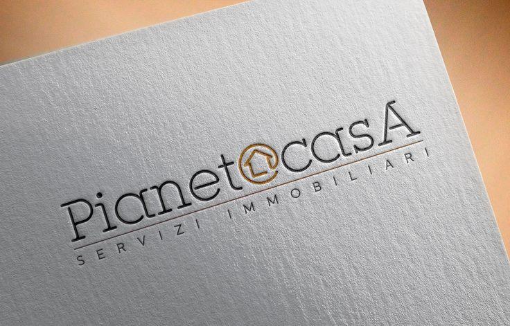 Logo agenzia immobiliare Pianeta Casa