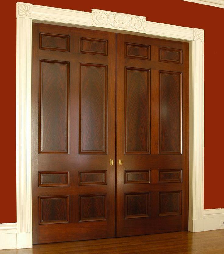 17 Best images about Wood door on Pinterest  Wooden door signs, Wooden  doors and Wood entry doors